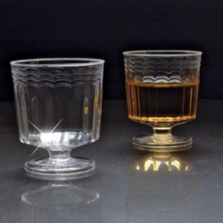 mini catering supplies 2 oz disposable mini plastic wine glasses bulk 240 glasses