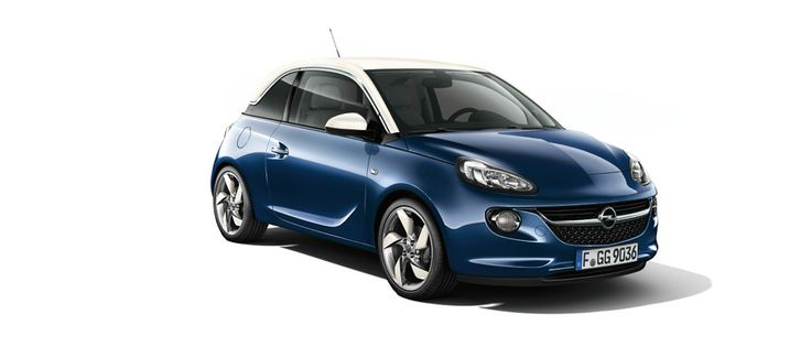 Ok Santa, if you feel really really generous... Opel Adam is the cutest city car I think I've seen so far!