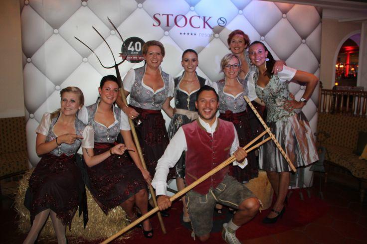 We like STOCK DIRNDL @stockresort