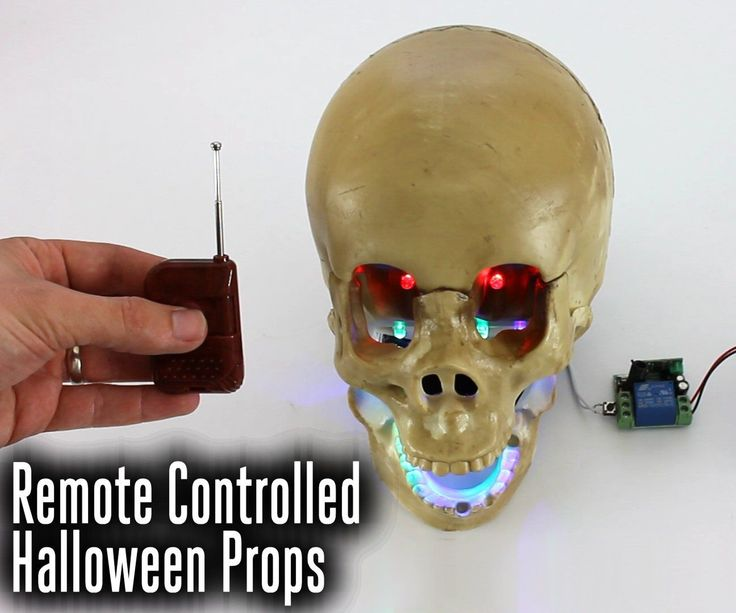 Animated Halloween props are a lot of fun. But the built-in motion sensors usually don't work very well (especially in low light conditions). There ar...