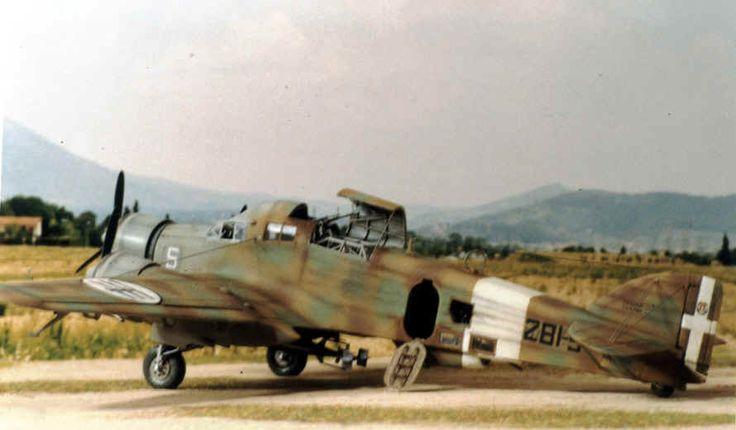 Italian Fighter Bomber