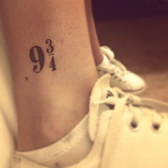 Tatuagens Inspiradas em Harry Potter