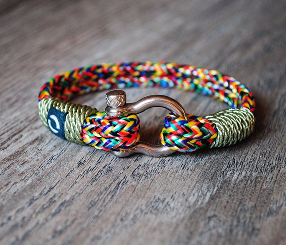 Colourful Bracelet Mens Colourful Bracelet Mens Rope