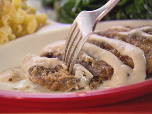 Trisha S Southern Kitchen Chicken Fried Steak