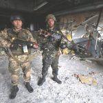 бессмертные киборги гниют в Донецком аэропорту 21+ реально 21