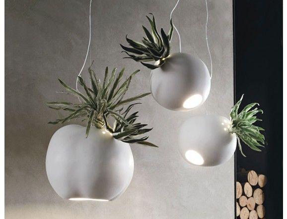 Lampe Suspension CDI Collection Erbaria Lamp