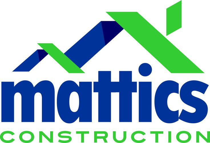 Mattics Construction Logo #logo #logodesign
