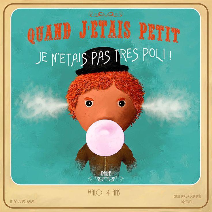 Pylb: Portfolio 2015 | Quand j'étais petit.