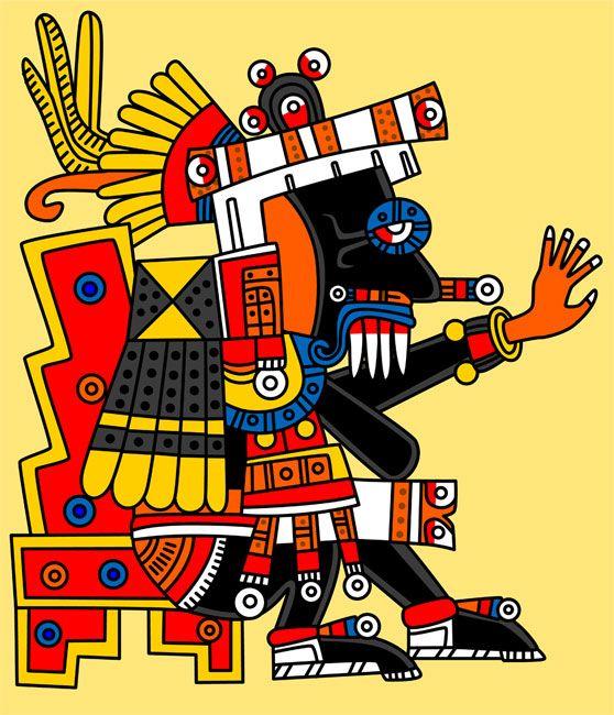Pic 8: Tlaloc, god of rain