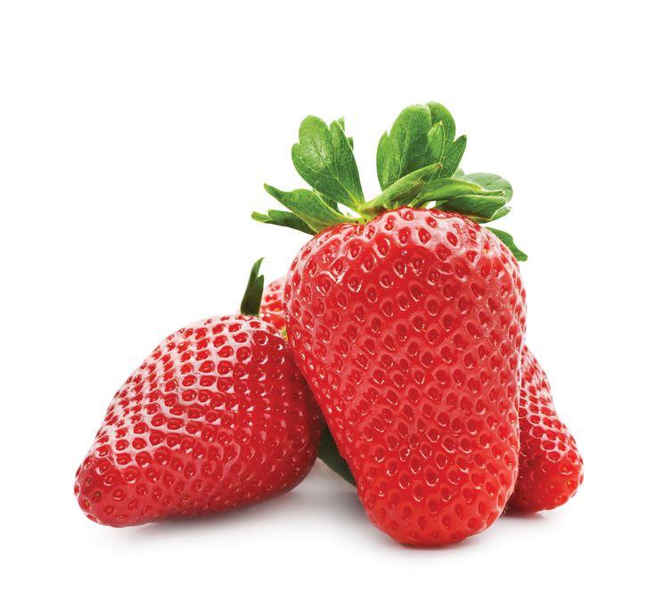 Fraises Classique.  Strawberry Classique.