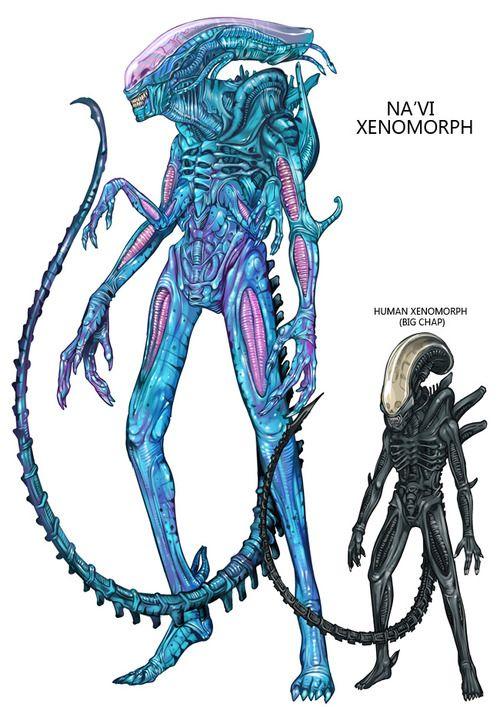 Alien (Xenomorph) Evolution   Xeno.Queen   Pinterest   Xenomorph ...