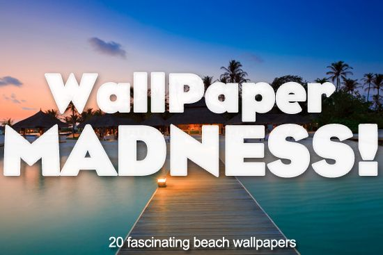 20 Fascinating Beach Wallpaper