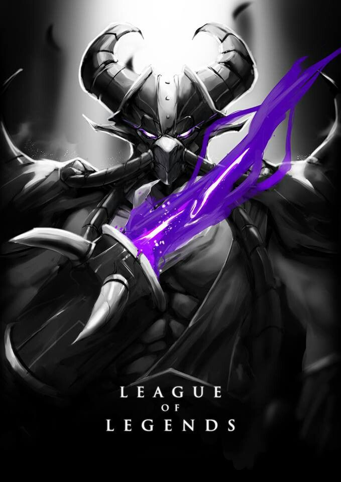 Kassadin :: League of Legends :: fan art