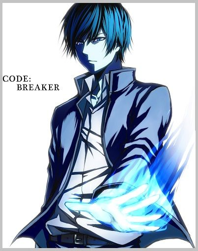Code:Breaker #anime #manga I couldnt get past the sixth episode of this anime...