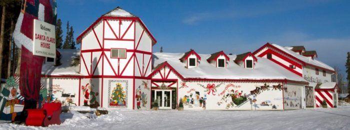 Facebook - Santa Claus House - North Pole, Alaska