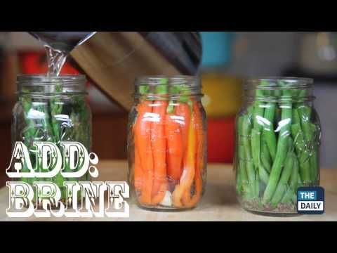 Pickling Video
