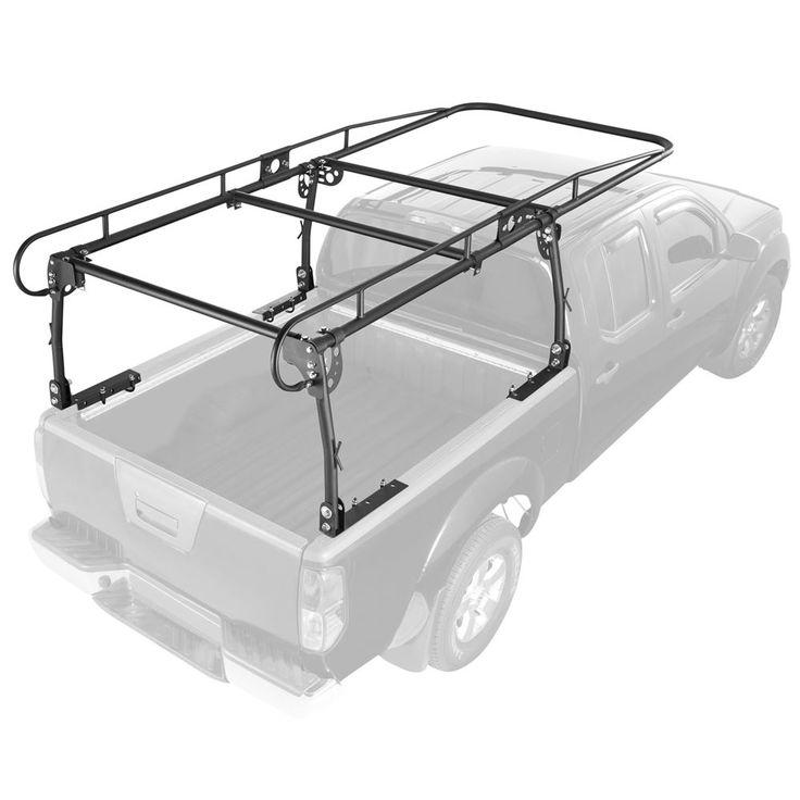 Apex Universal Steel Pickup Truck Rack