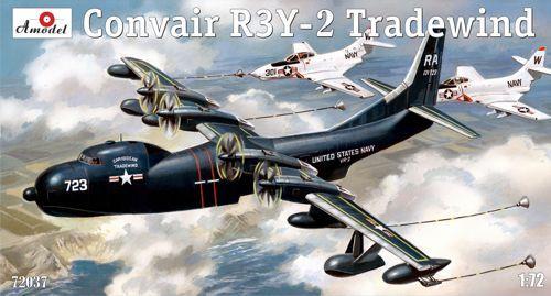 Convair R3Y-2 Tradewind. A Model, 1/72, injection, No.AMU03772. 236,08 GBP.