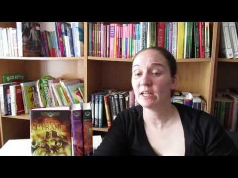 Annabella talks about Author Rick Riordan #subcribe