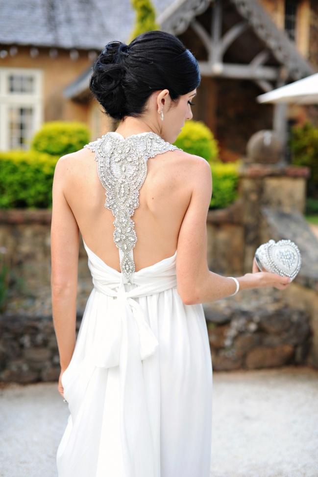 Clutch - the Babushka Ballerina; Photography - B.WED Wedding Photography