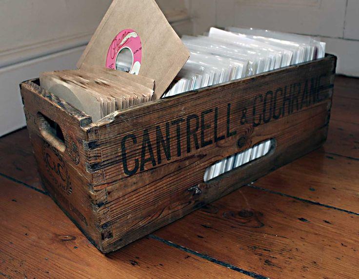 1000 ideas about record storage on pinterest vinyl. Black Bedroom Furniture Sets. Home Design Ideas