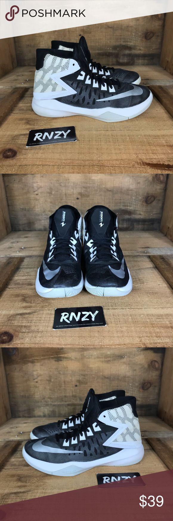 Nike Zoom Devosion Mid Gently used. Normal wear. Smoke free. No box. We always c…