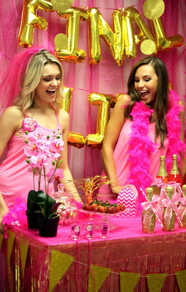 96 best bachelorette party decorations ideas images on for Bachelorette decoration ideas
