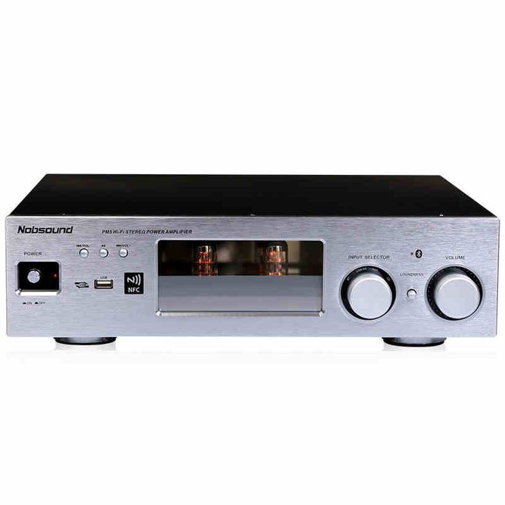 >> Click to Buy << Nobsound PM5 High End Hifi 2.1 Vaccum Tube Amplifier Bluetooth Home Audio Amplifier USB/FLAC/APE 120W+120W 220V ONLY #Affiliate