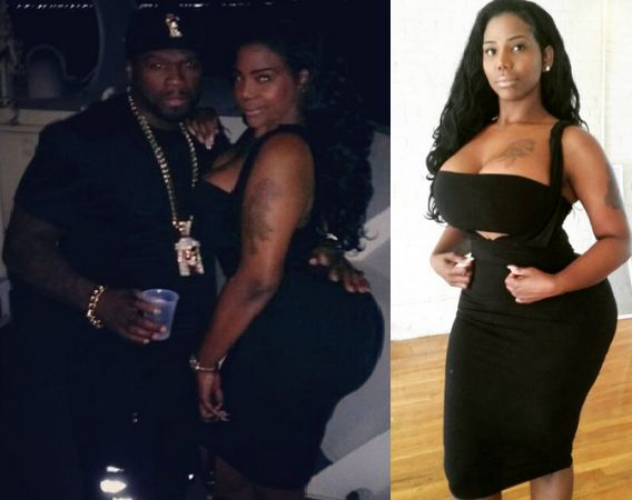 50 cent dating singer