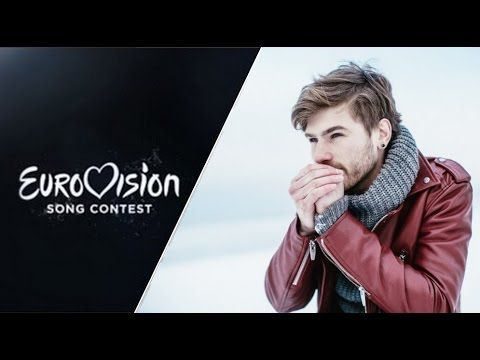 Justs - Heartbeat (Preselection Latvia) 2016 Eurovision Song Contest (Ly...