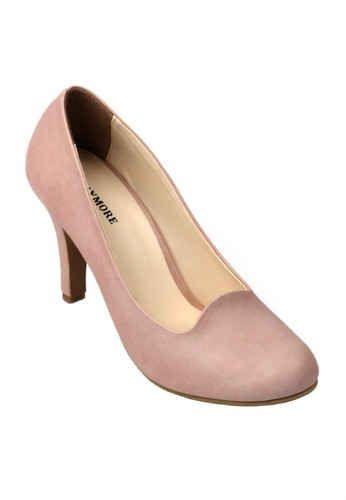 Jual sepatu wanita murah dan berkualitas: CLAYMORE High Heels Claymore B - 801 Salam