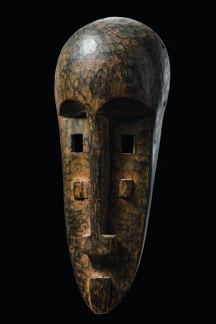 "Monkey mask ""ngon"", Mali, Bamana"