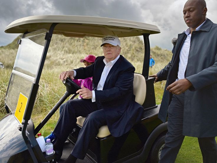 Trump has spent over 20% of his presidency at his golf courses | The Independent