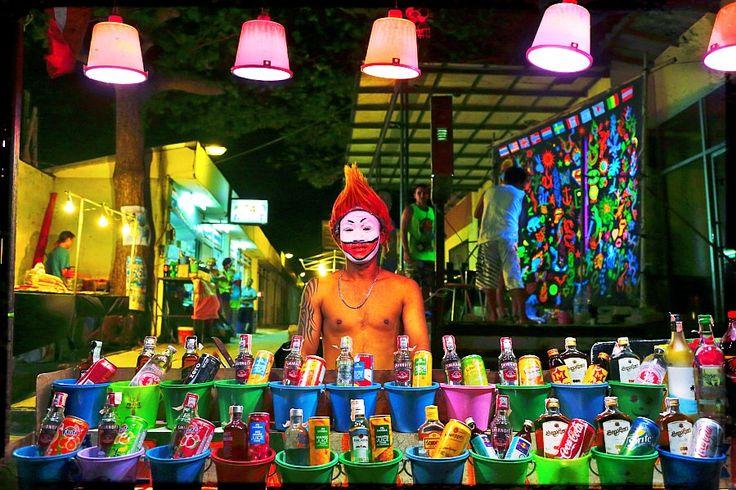 full moon party | thailand