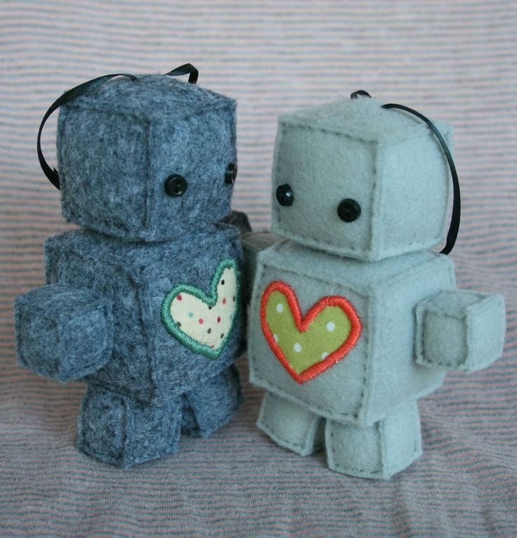 Best Friend Robots