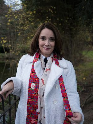 """The Record - A Fundraising Book For Beating Bowel Cancer: Nicola Bryant """"Peri"""" from Doctor Who Joins Bowel Cancer Charity Book"""