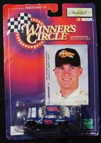 Winner's Circle Dale Earnhardt Jr. Blue #31 Sikken's 1/64 Scale Stock Car Series Diecast and Collector's Trading Card by Winners Circle. $4.99. DIECAST CAR.#65.