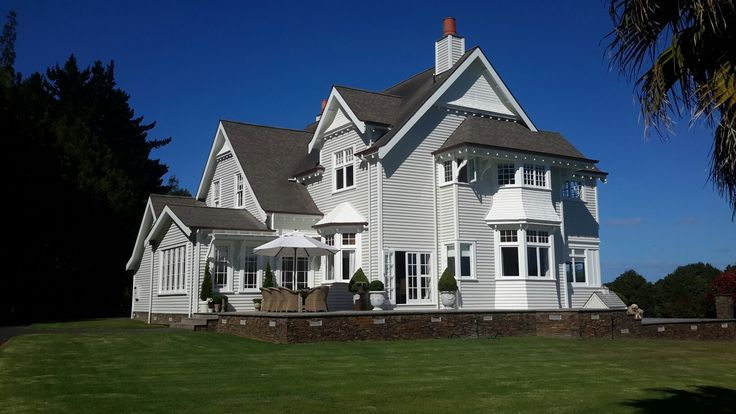 Hellaby House Auckland NZ
