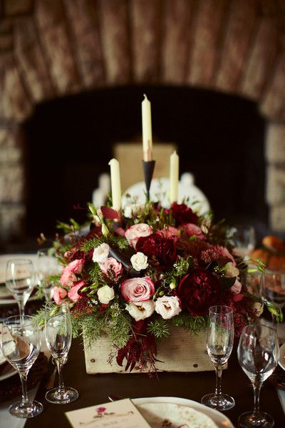 Images about gold burgundy wedding on pinterest