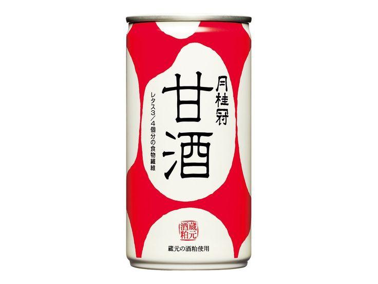 Amazon.co.jp: 【ケース】【30本】月桂冠 甘酒190g缶: 食品・飲料・お酒 通販