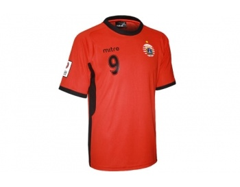 Persija Jakarta (IPL) 2011-2012 (Front)  You Can Customize The Number And The Name