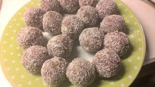 Táplálkozás és alakformálás: Paleo kókuszgolyók