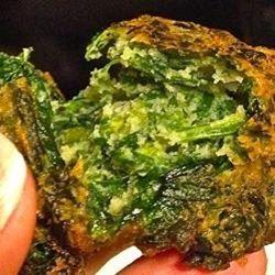 Bunuelos de Espinaca (Spinach Fritters) Recipe