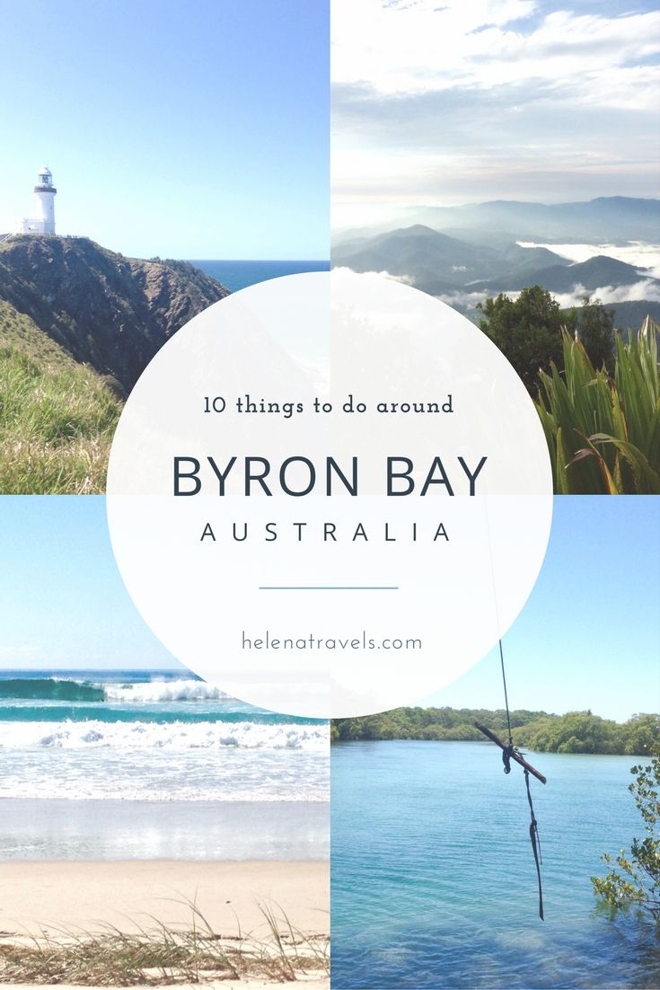 10 Things to do around Byron Bay, Australia for backpackers
