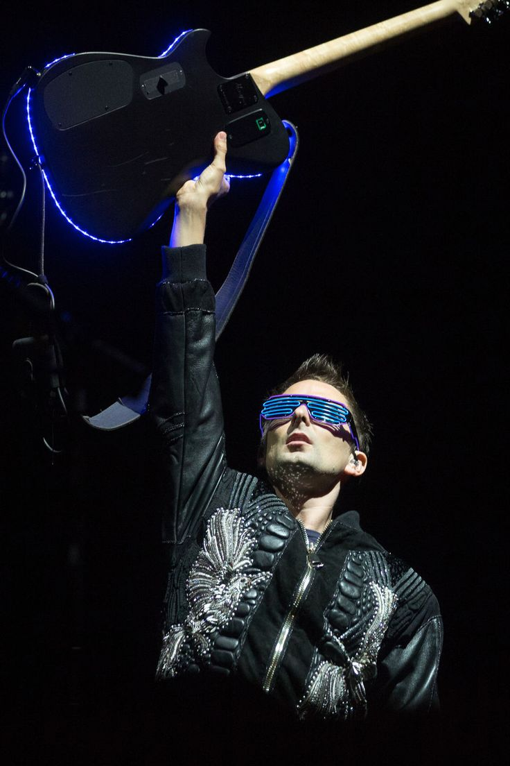 ___________________    Let's just say @muse  have some... Ambitious sta...