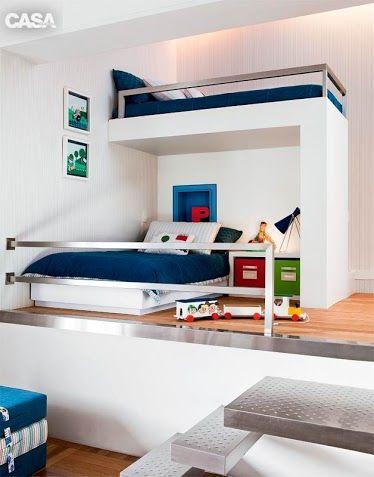Manter quarto de criança organizado é uma tarefa nada fácil. Pensando nisso, confira algumas boas soluções, apresentadas pelo Casa.com.br, para manter esse ambiente mais organizado. http://leroy.co/1jT0CDe