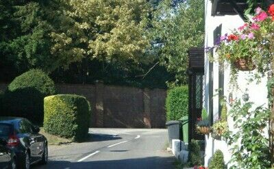 Village of Letchmore Heath in Hertfordshire - Location for Village of the Damned