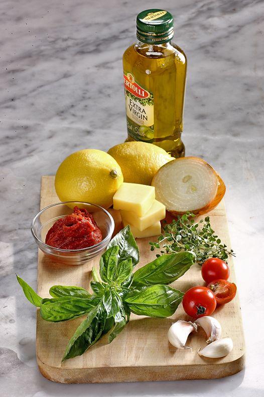 Makanan Italia untuk Keluarga :: Italian food for family