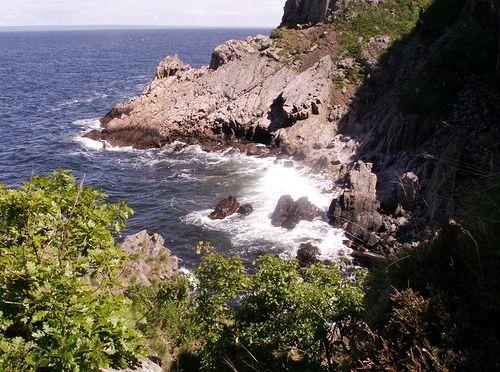 Kullaberg schiereiland. Erg mooie natuur, wandelpaden klauteren naar grotten, bezoek aan de vuurtoren. Je kunt er ook duiken en kajakken.