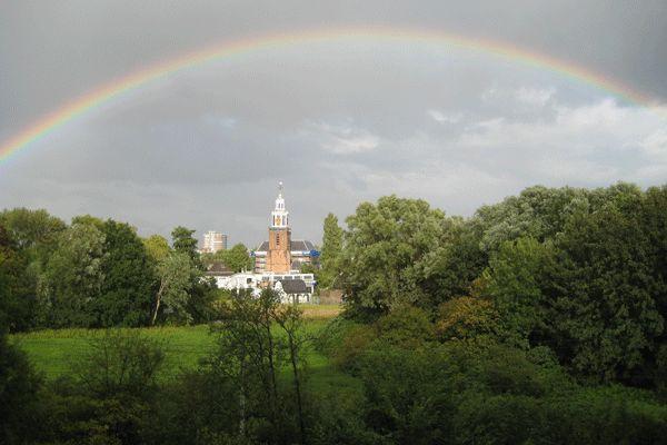Week 35: Oude Kerk Zoetermeer